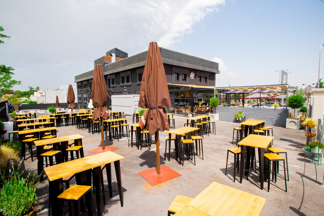Kubalu Events espacio  Revival Cafe 14